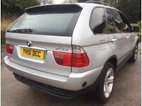 BMW X5 4.4I SPORT LPG+PETROL (SUNROOF) 285BHP!!+5 MONTH MOT+FULL VOSA HISTORY+TWIN EXHAUST+BARGAIN!!