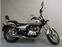KAWASAKI BN125 ELIMINATOR 2007 LOW MILEAGE 125CC