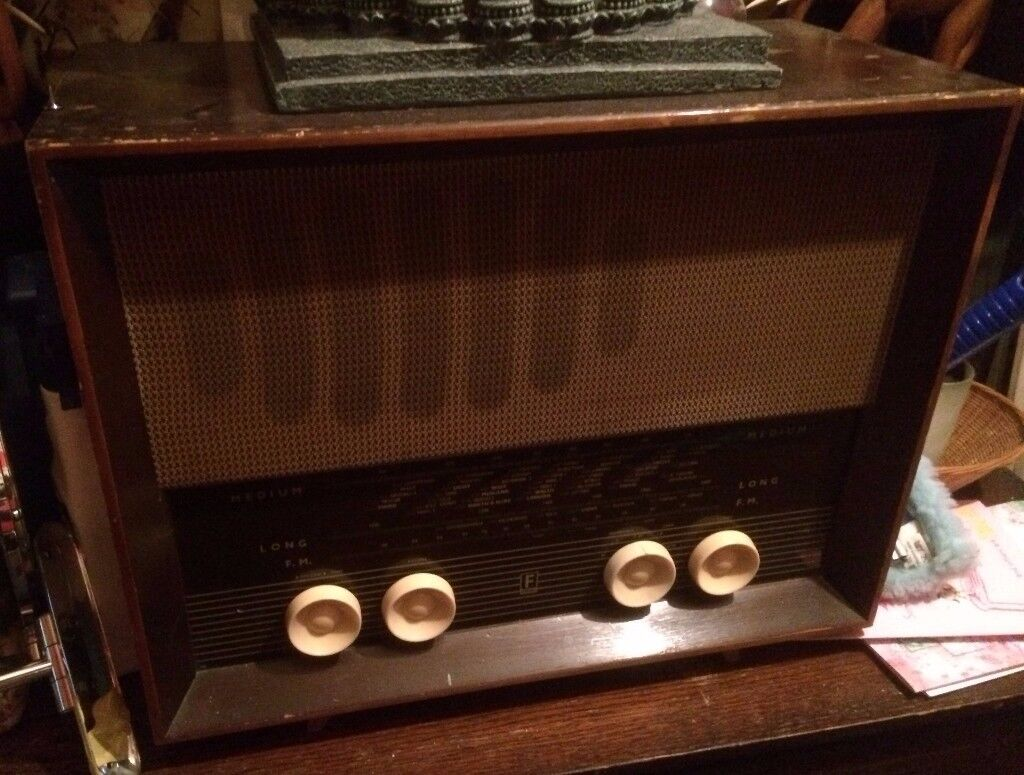 vintage radio for sale