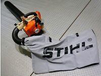 Stihl SH85 Petrol Leaf Blower / Vacuum (BG85)
