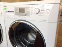 BEKO - XL, 9KG, White & Chrome, A++, 1400, Digital WASHER + 3 Months Guarantee + FREE LOCAL DELIVERY