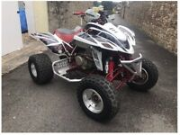 Road legal quadzilla 450