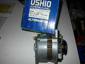 NEW #14130 TOYOTA CELICA 40 AMP ALTERNATER $35.00 USHIO