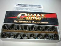 NEW SET OF 16 CRANE#99833-16 HP VALVE SPRING SB FORD V8,OLDS V8S