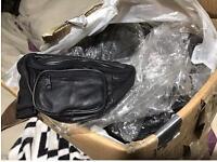 40X Real Leather Bum /Travel waist bag