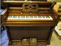 Antique Harmonium Price reduced to £55