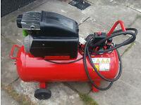 Fiac air compressor 50 litres