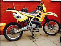 Gas gas ec200 powerbanded motocross bike roadleagel very quick.