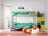 Ikea Bunk Bed Frame - SVÄRTA as new