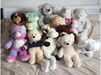 Bundle of genuine build a bears