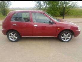 1.3 Automatic toyota starlet