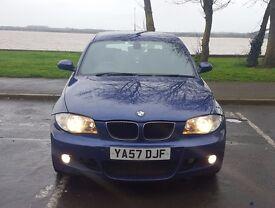 2007 BMW 1 Series 2.0 120 D M Sport 5 Door