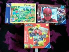 Childrens puzzles