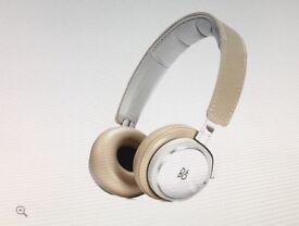 B&O Wireless Active Noise Cancellation on-Ear Headphones