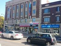 MONKLAND/GIROUARD Commercial Space Amazing Real Estate!!!