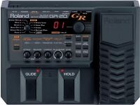 Roland GR-20 guitar synthesizer and modeler