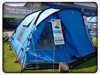 Hi-Gear Voyager Elite 6 Tent 1 Week Old
