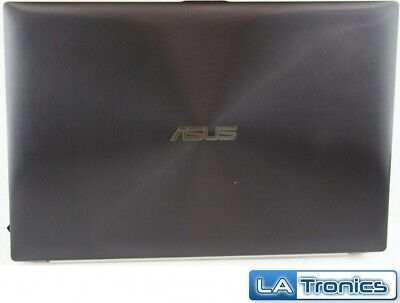 """Genuine Asus UX31E 13.3"""" LCD Back Cover Lid Gray + Front Bezel 13GN8N1AM010-1"""
