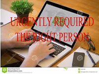 A person who have an EXPERIENCE to work in EXCEL sheet is urgently required