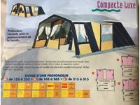 Compact Luxe 5 Canvas Tent