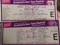 Edinburgh 30th Paolo Nutini