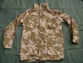 New - RARE Fire Retardant Helicopter Pilot / Air CREW Desert Issue JACKET (Large/XL)