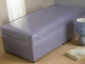 Waterproof mattress and bed