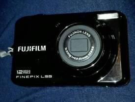 Fujifilm digital camera Finepix L55
