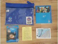 PADI Open-Water Diving Kit and Manuals