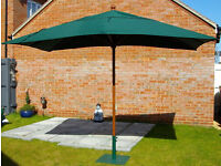 FOR SALE Large Rectangular Garden Parasol -Collection ONLY
