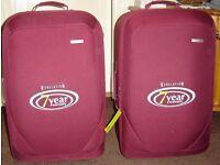 Two Revelation Luggage Caes