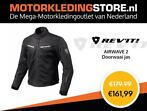 REV'IT AIRWAVE 2 - motorjas - zomerjas - doorwaai jas