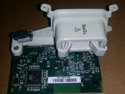 Nellcor 069235-c Spo2 Module Welch Allyn 300 Vital Signs Monitors 630-0240-10