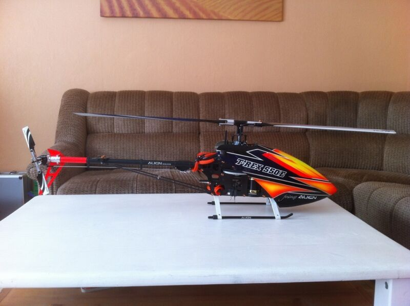 HK / T-REX 500 FBL