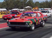 ford xb falcon drag burnout Maryborough Central Goldfields Preview