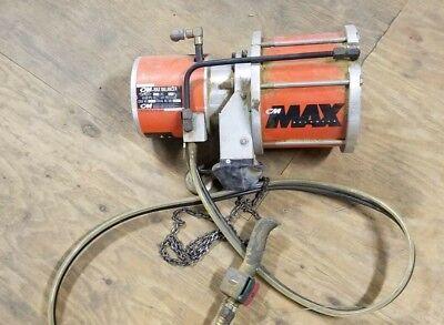Cm Max Balancer 0952 Pneumatic Chain Hoist - 300 Lb Capacity