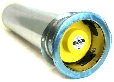 San Jamar C3500cf Stainless Steel Counter-mount Foam 32-46oz Cup Dispenser