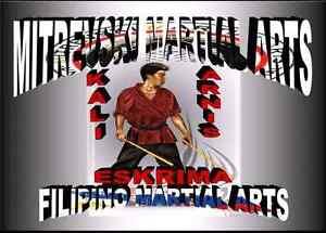 FREE TRIAL FILIPINO MARTIAL ARTS Kealba Brimbank Area Preview