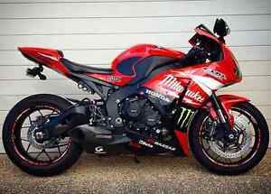 Cbr1000rr full taylormade exhaust. Caboolture South Caboolture Area Preview