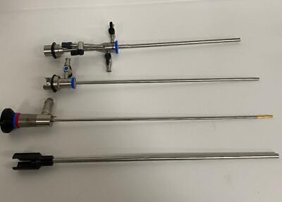 Olympus Bettocchi Hysteroscope Set A4674a A4772 A4770