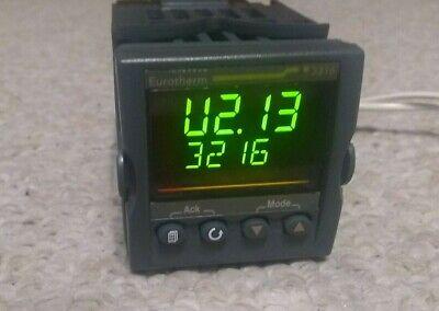 Eurotherm 3216ccvhltxxrxxxg Programmable Temperature Process Controller