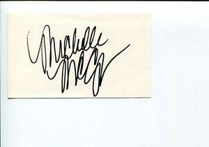 Michelle-McGann-LPGA-Golf-Golfer-1996-Solheim-Cup-Winner-Signed-Autograph