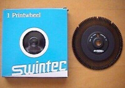 Swintec Printwheel 2300 Modern Ps