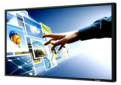 "NEW Sharp PN-E421 42"" Full Color LCD Monitor Commercial Display"