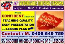 AFFORDABLE DRIVING LESSONS Brisbane City Brisbane North West Preview