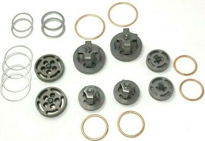 Champion Valve Set With Head Unloaders And Gaskets For R30hu Pump Part Z6796