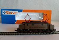 Roco 43501 Locomotiva Elettrica E626 059 Castano Isabella+scatola Originale -  - ebay.it