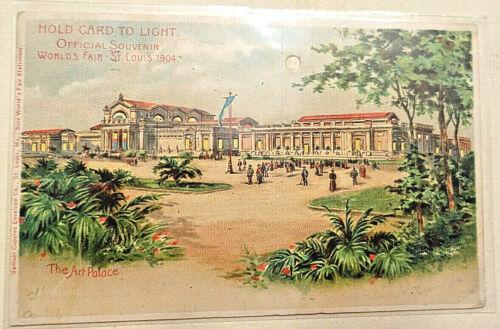 Vintage 1904 St. Louis World