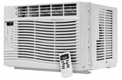 Frigidaire 6,000-BTU Window Air Conditioner Quickly cools a room up to 250 sq.ft