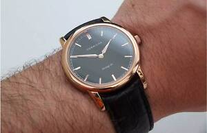 Corniche Heritage 40 Classic Watch Black Rose Gold Quartz Edgecliff Eastern Suburbs Preview